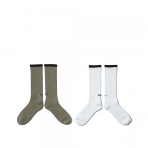 <img class='new_mark_img1' src='https://img.shop-pro.jp/img/new/icons8.gif' style='border:none;display:inline;margin:0px;padding:0px;width:auto;' />ROUGH AND RUGGED 「SOCKS L/S - リブソックス」