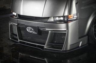 [ハイエース]200V-GT フロントディフューザー Ver.1