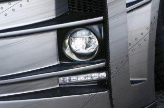 [40プリウスα]40R-GT専用オプション LEDデイライト