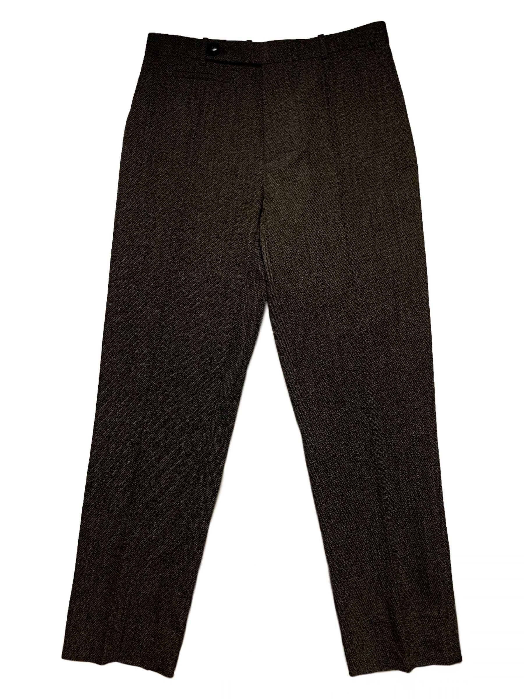ZIGGURAT TAILORED TROUSER<img class='new_mark_img2' src='https://img.shop-pro.jp/img/new/icons46.gif' style='border:none;display:inline;margin:0px;padding:0px;width:auto;' />