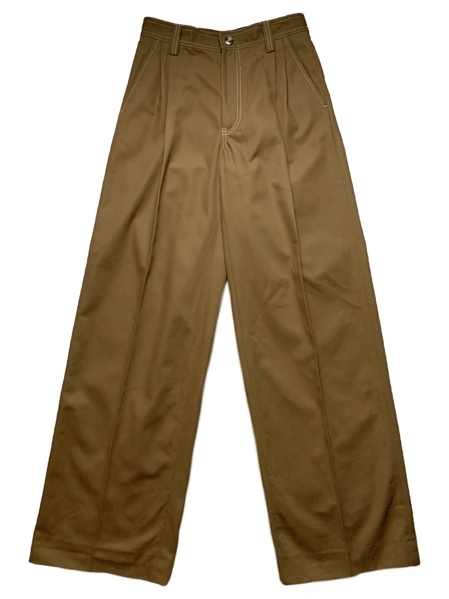 LONDON SINGLE PLEAT TROUSERS<img class='new_mark_img2' src='https://img.shop-pro.jp/img/new/icons46.gif' style='border:none;display:inline;margin:0px;padding:0px;width:auto;' />