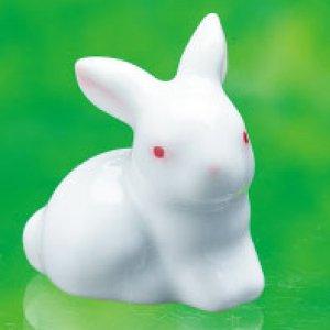 【有田焼】ミニ分骨入れ ウサギ