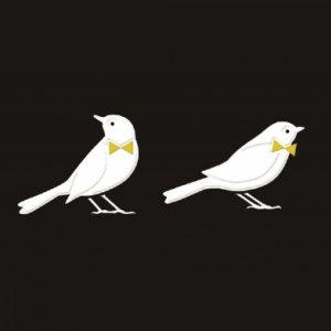 animalシリーズ コトリ(ホワイト)