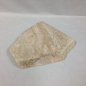 国産・ベージュ御影石「自然石プレート」(143617177)