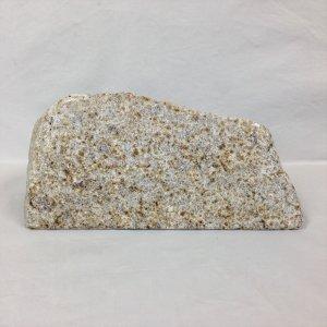 国産・ベージュ御影石「縦置き自然墓」(148122453)