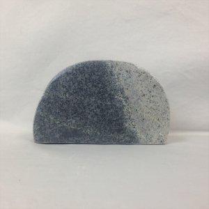 国産・グレー御影石「縦置き半円」(148122470)