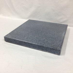 国産・ブラック御影石「正方形台座 L」(148745918)