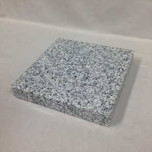 国産・ホワイト御影石「正方形台座 S」(148746646)