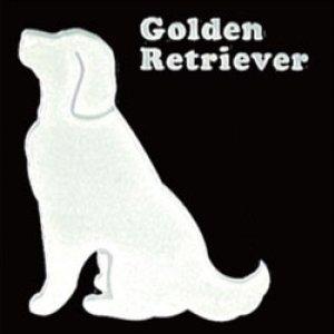 I LOVE DOG ゴールデンレトリバー(ホワイト)