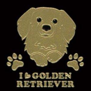 I LOVE DOG2 ゴールデンレトリバー