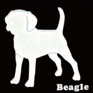 I LOVE DOG ビーグル(ホワイト)