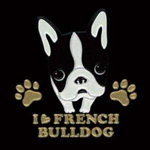 I LOVE DOG2 フレンチブルドッグ