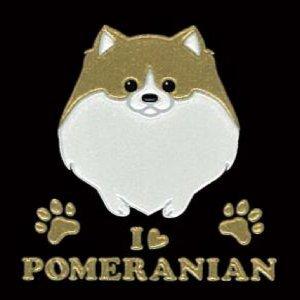 I LOVE DOG2 ポメラニアン