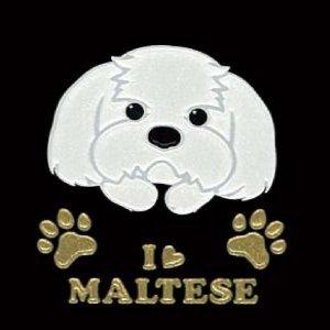 I LOVE DOG2 マルチーズ