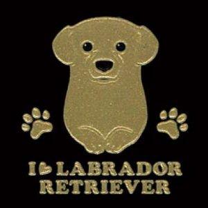 I LOVE DOG2 ラブラドール・レトリーバー