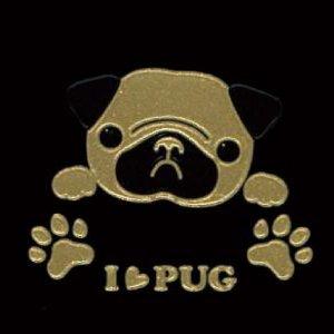 I LOVE DOG2 パグ