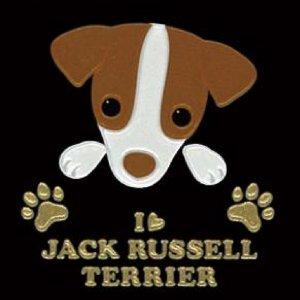 I LOVE DOG2 ジャック・ラッセル・テリア