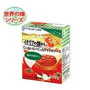 イタリアの畑から ていねいにつくったトマトのソース 基本の味わい 390g×12本
