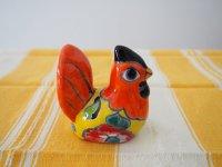 メキシコ タラベラ焼 【小鳥塩入れOG】