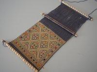 メキシコ 織り壁掛け【サンアンドレスララインサール グレー】