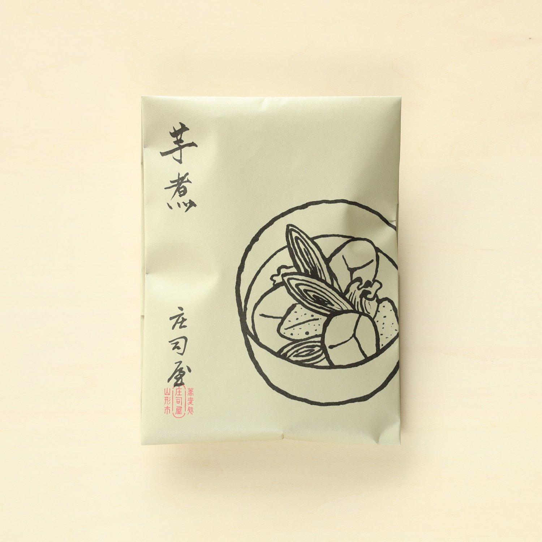 【新商品】  蕎麦屋が作った山形芋煮の商品写真