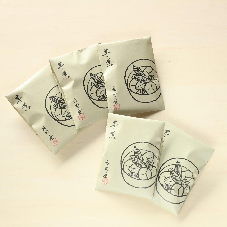 【新商品】 蕎麦屋が作った山形芋煮5袋セット(150円お得)の商品写真