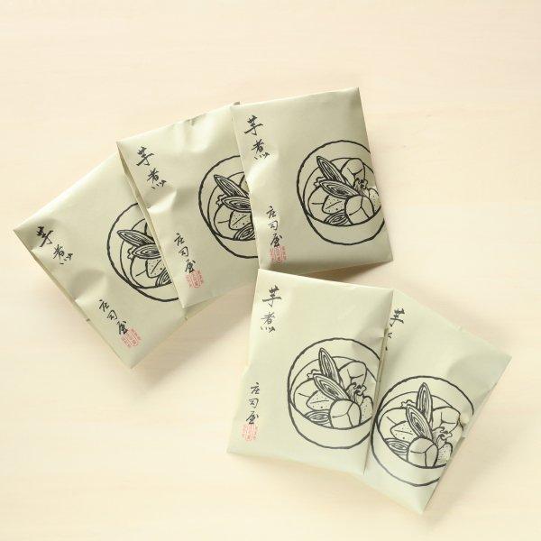 【新商品】 蕎麦屋が作った山形芋煮5袋セット(150円お得)の通販用サムネイル
