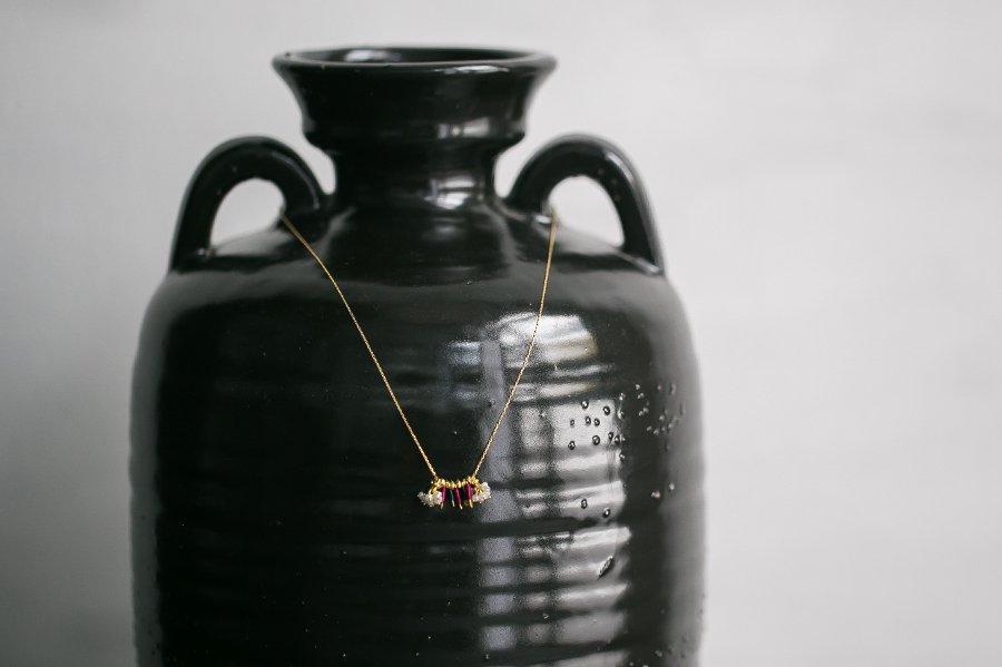 muska bir ネックレス