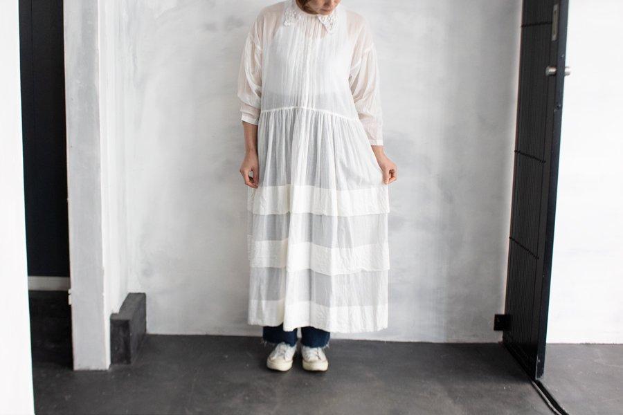 TOWAVASE 「Communion」ドレス WHITE