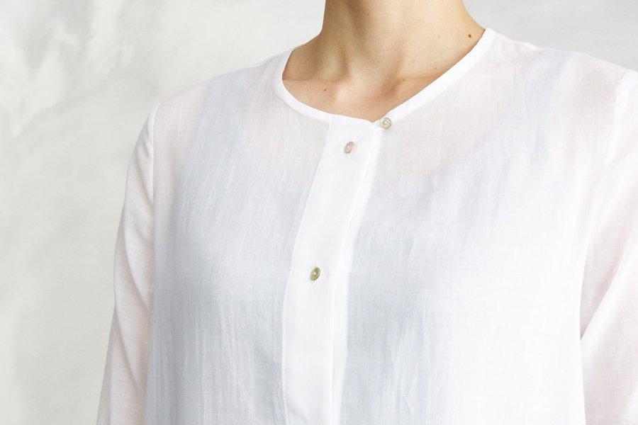 humoresque コートドレス WHITE