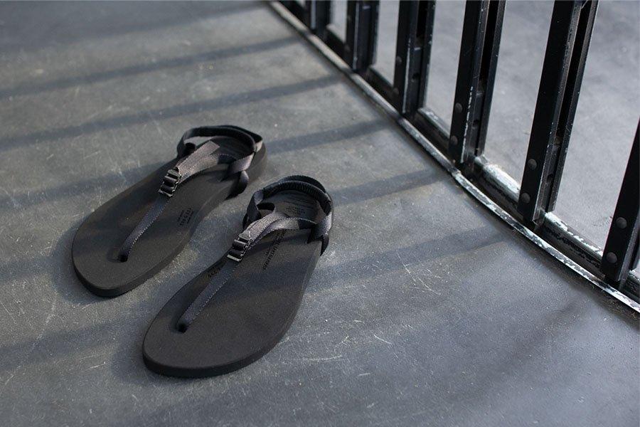 BEAUTIFUL SHOES BAREFOOT SANDALS BLACK