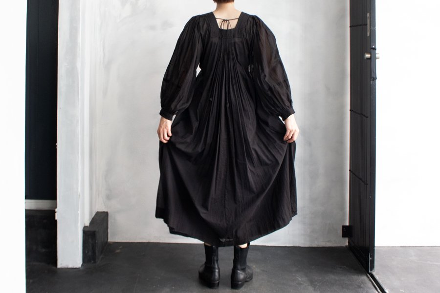 TOWAVASE 「Artisan」ドレス BLACK