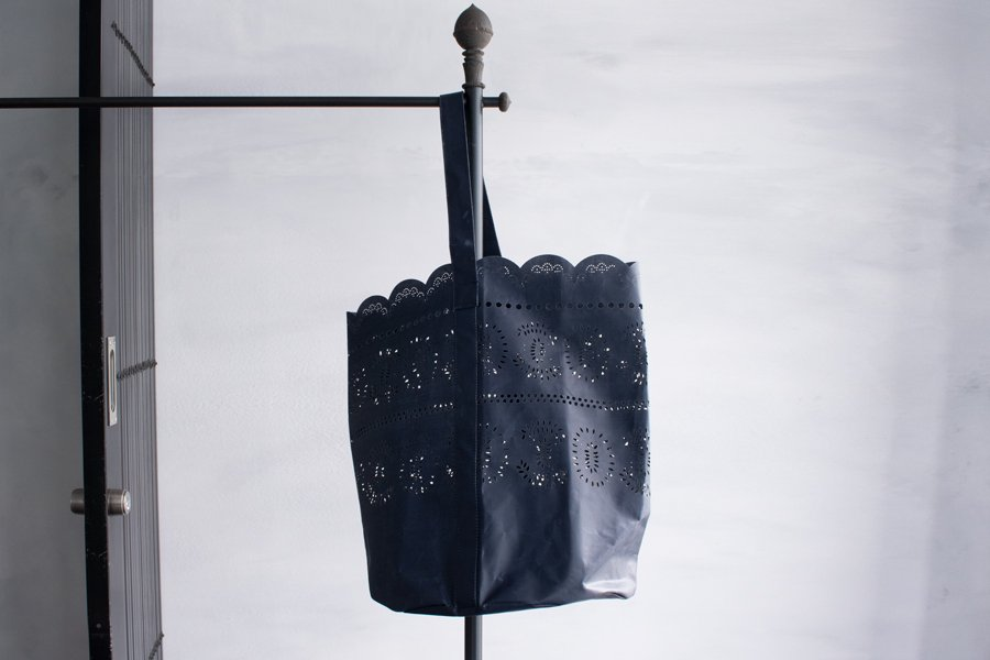 Khadi&Co CONTAINER CHANTLLY INDIGO