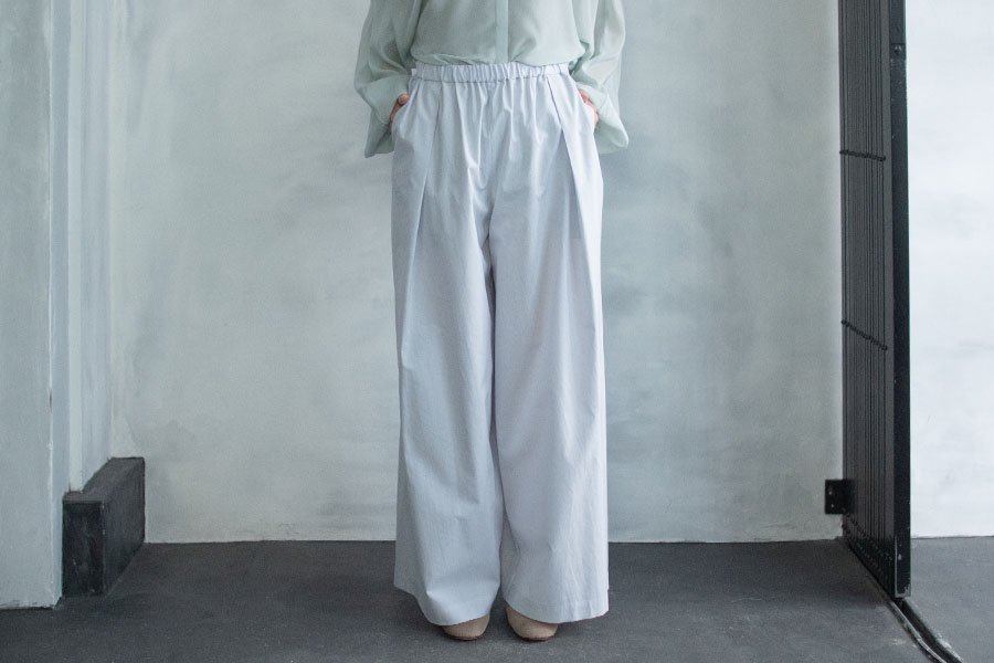 humoresque キュロット PALE GRAY