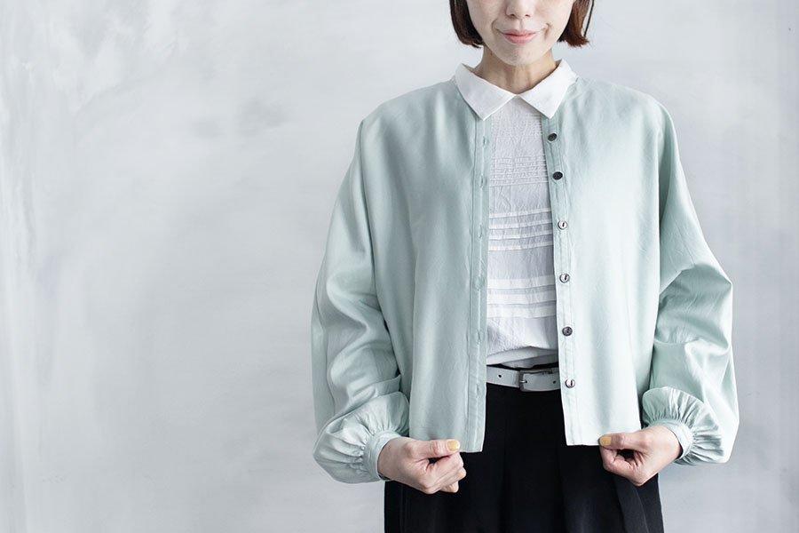 humoresque カラーレスジャケット MINT