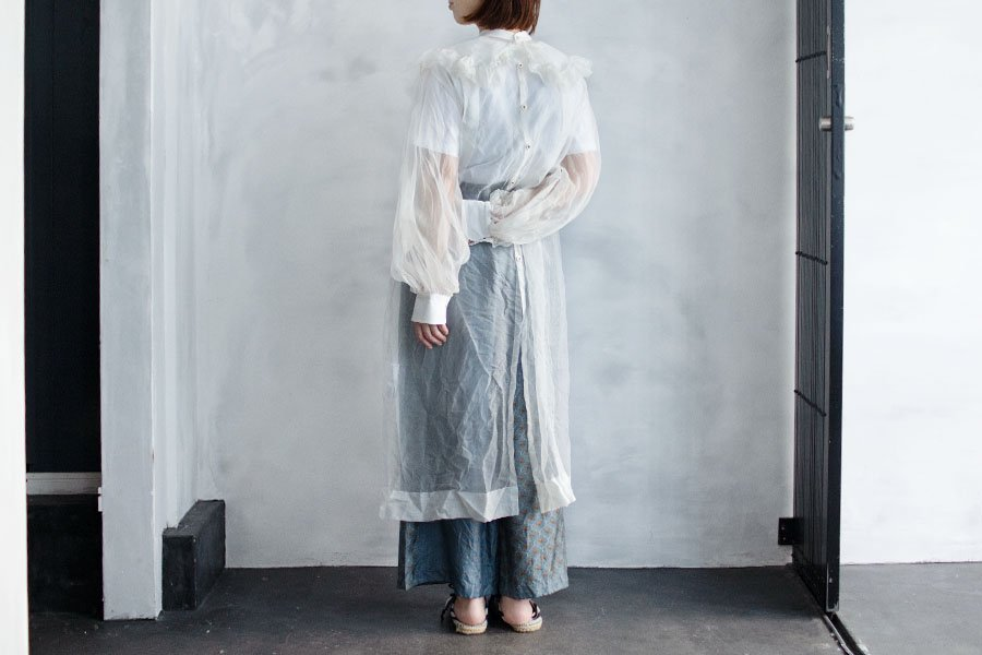 TOWAVASE 「Clarisse」ドレス WHITE
