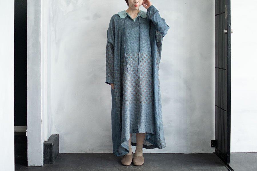 TOWAVASE 「Sarasa」ドレス BLUE