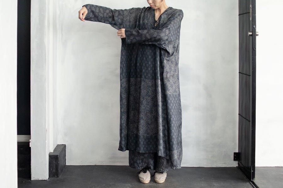 TOWAVASE 「Sarasa」ドレス BLACK