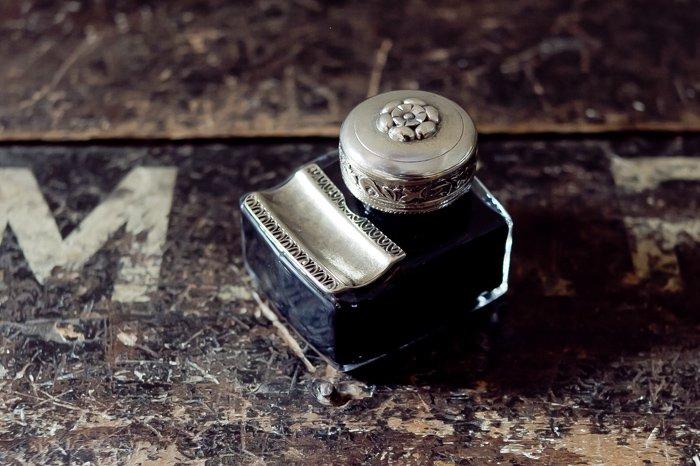 RUBINATO ボトルインク 48cc ブラック