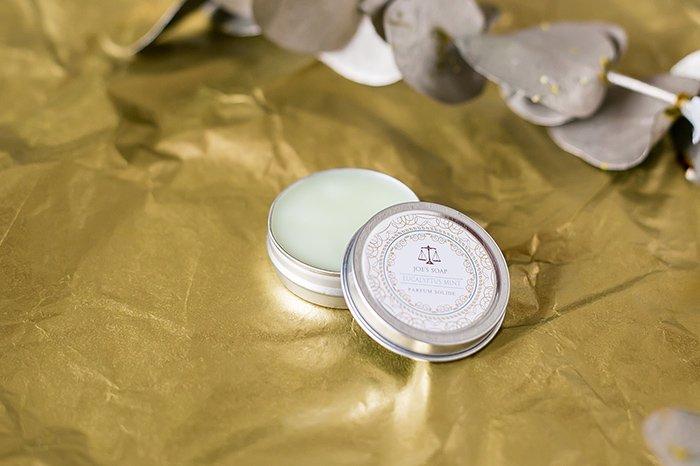JOE'S SOAP 練り香水 ユーカリミントの香り
