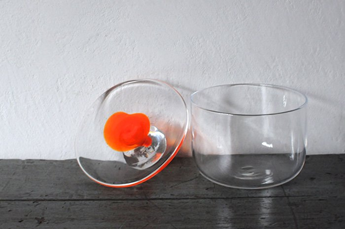 角田依子 cake dome オレンジ