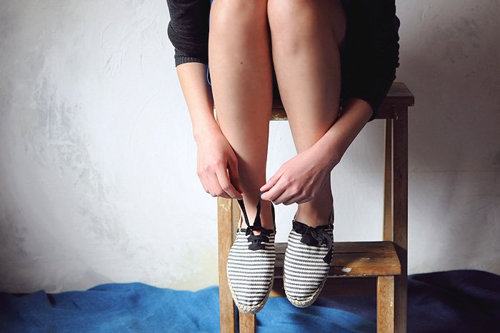Espadrille Tuiliere