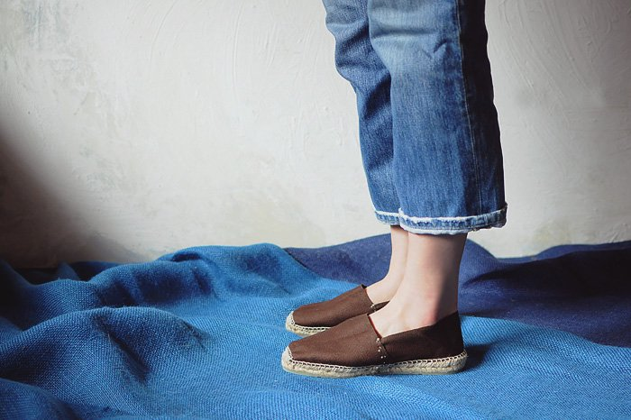 Espadrille Pyreneenne CHOCOLATE