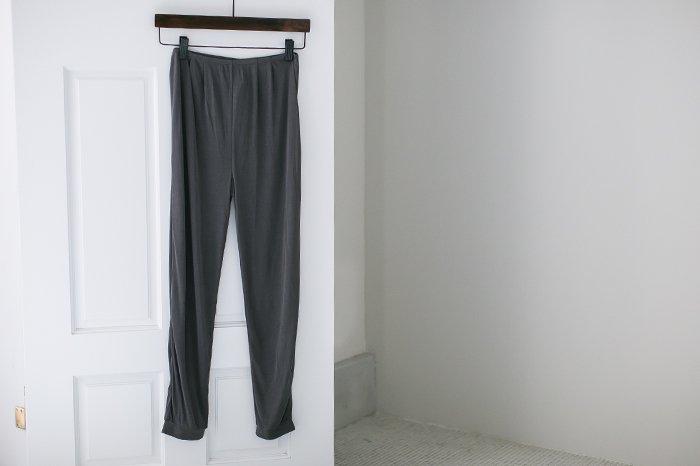 COCOONA skinwear フルレギンス CHARCOAL