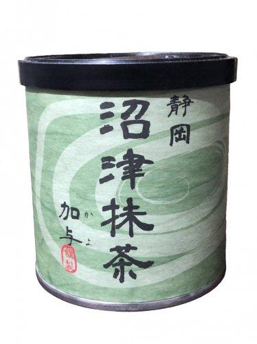 沼津抹茶 加与(かよ) 40g缶入り