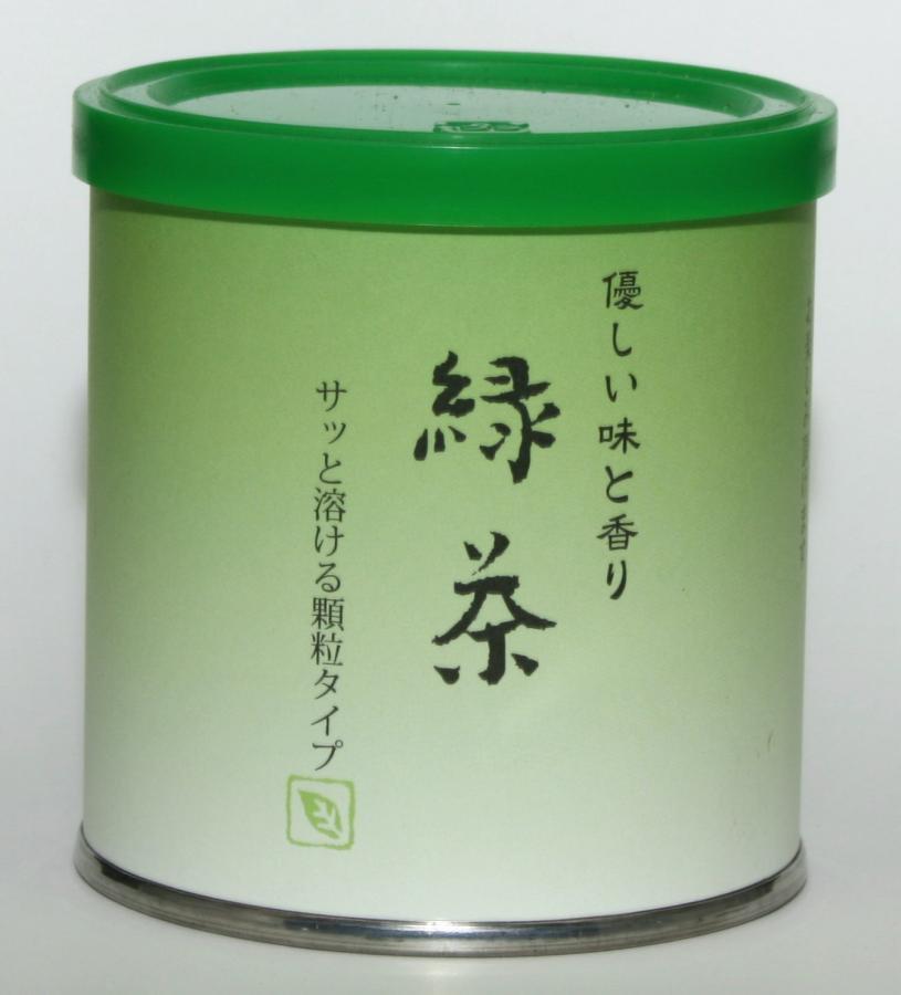 緑茶インスタントティー 50g缶入