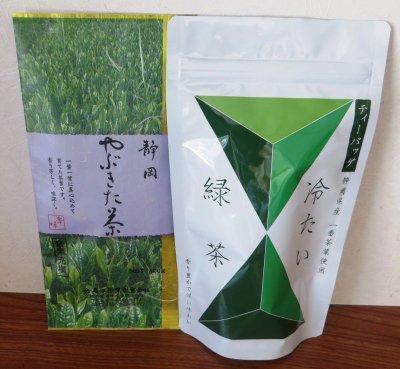 双葉・冷たい緑茶ティーバック箱入りセット