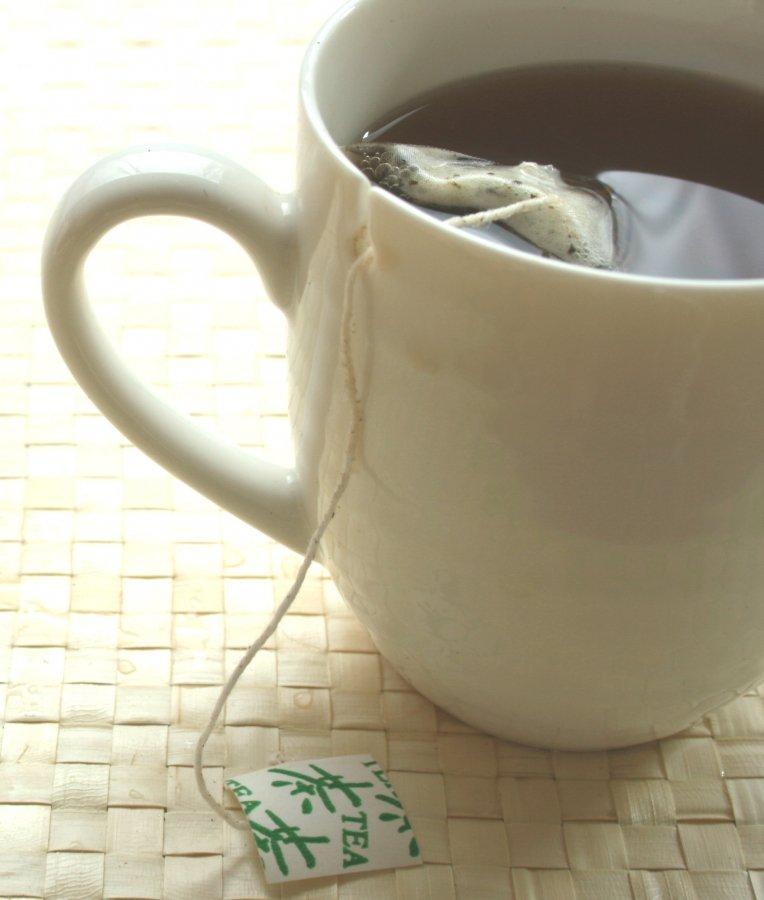 プチサイズ緑茶ティーバッグ7ヶ入り