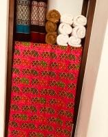 用途:棚カバーとして | om namo shop - オナモショップ - タイハーブパットと布ナプキン&ユーファイヨガセラピー®(子宮のセルフケア)専門店