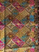 エスニックペイズリー(ゴールド) | om namo shop - オナモショップ - タイハーブパットと布ナプキン&ユーファイヨガセラピー®(子宮のセルフケア)専門店